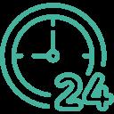Acceso 24 horas