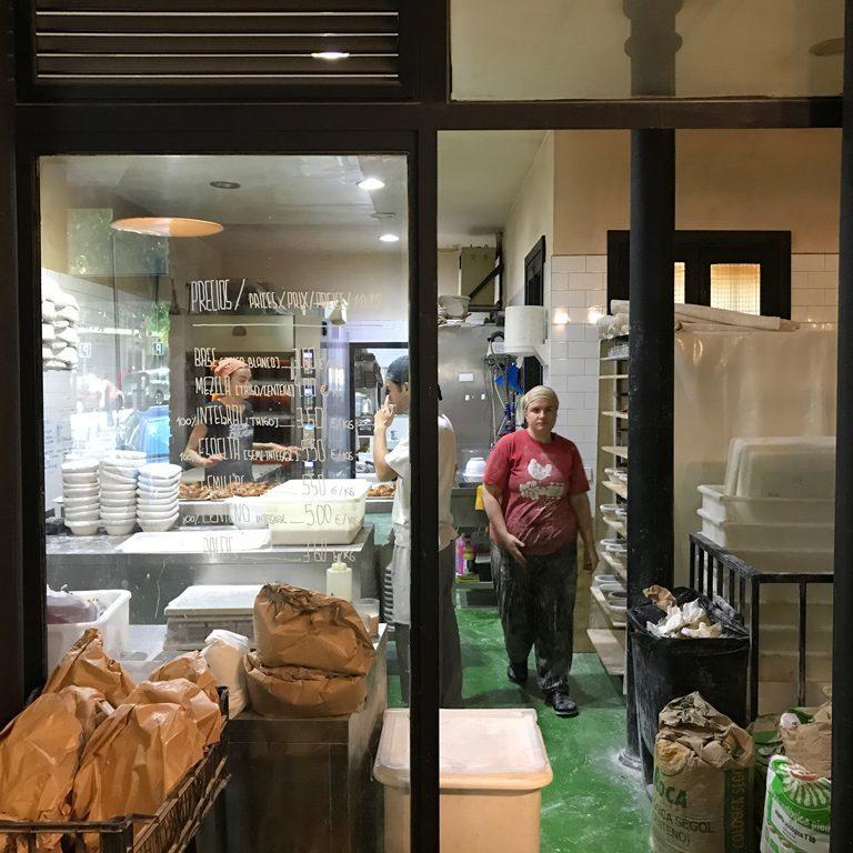 Panic y el deseo de que haya más pan de calidad y más consumo de pan de calidad